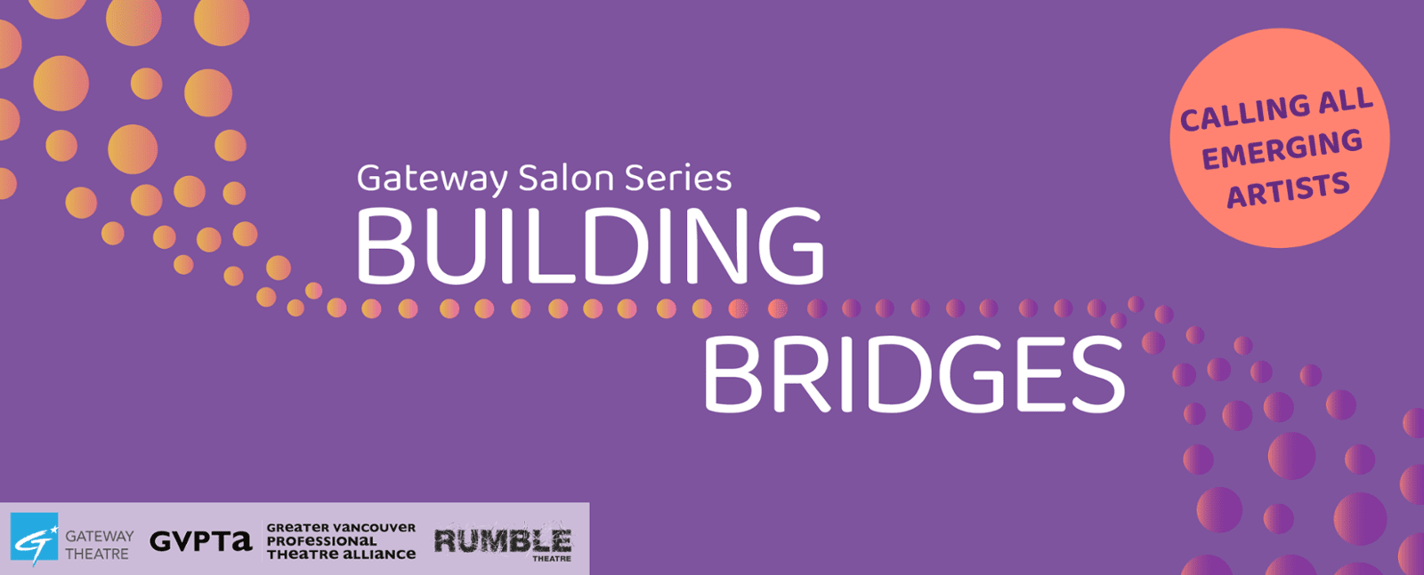 Gateway Salon Series: Building Bridges logo